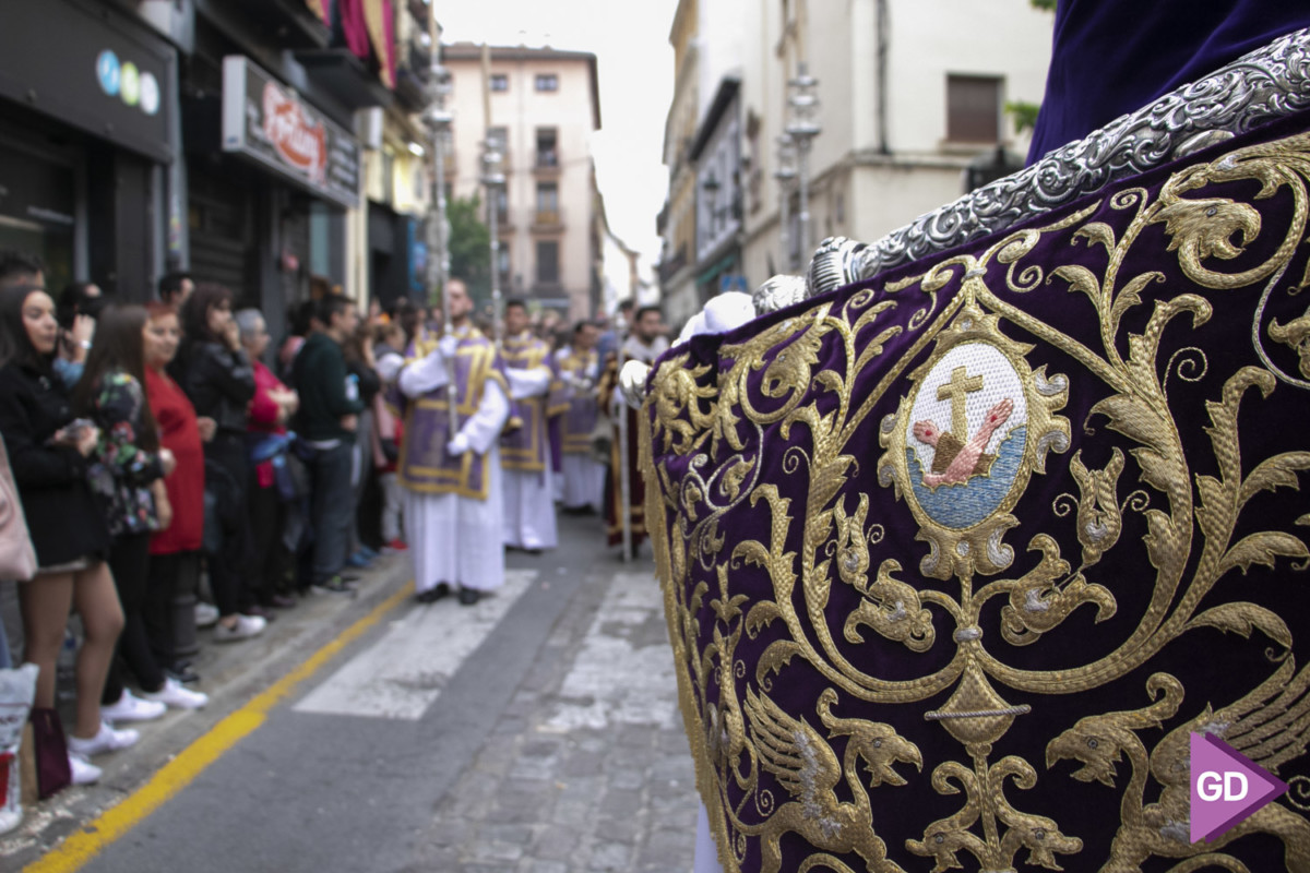 Semana Santa Granada 2019 Miércoles Santo-21