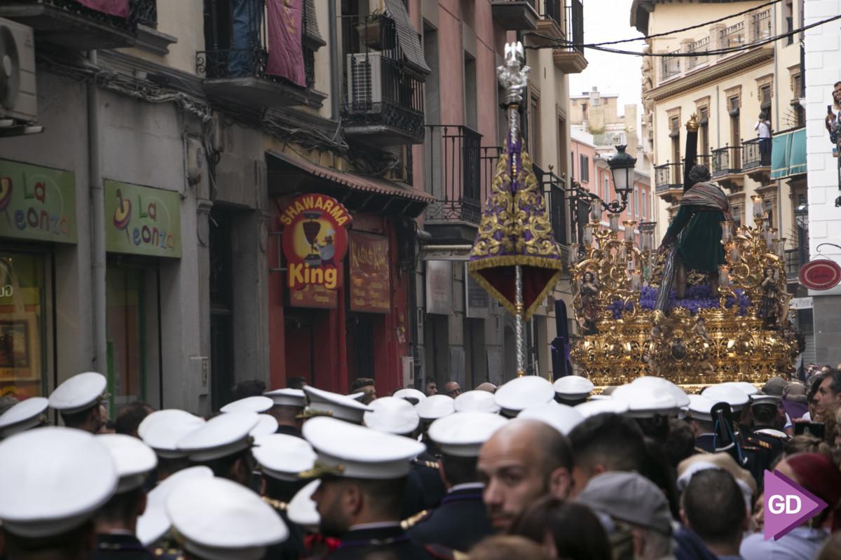 Semana Santa Granada 2019 Miércoles Santo-23