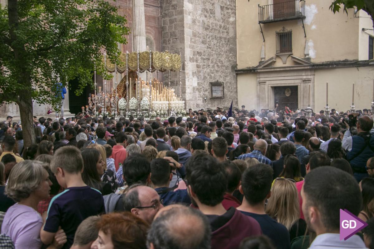 Semana Santa Granada 2019 Miércoles Santo-24