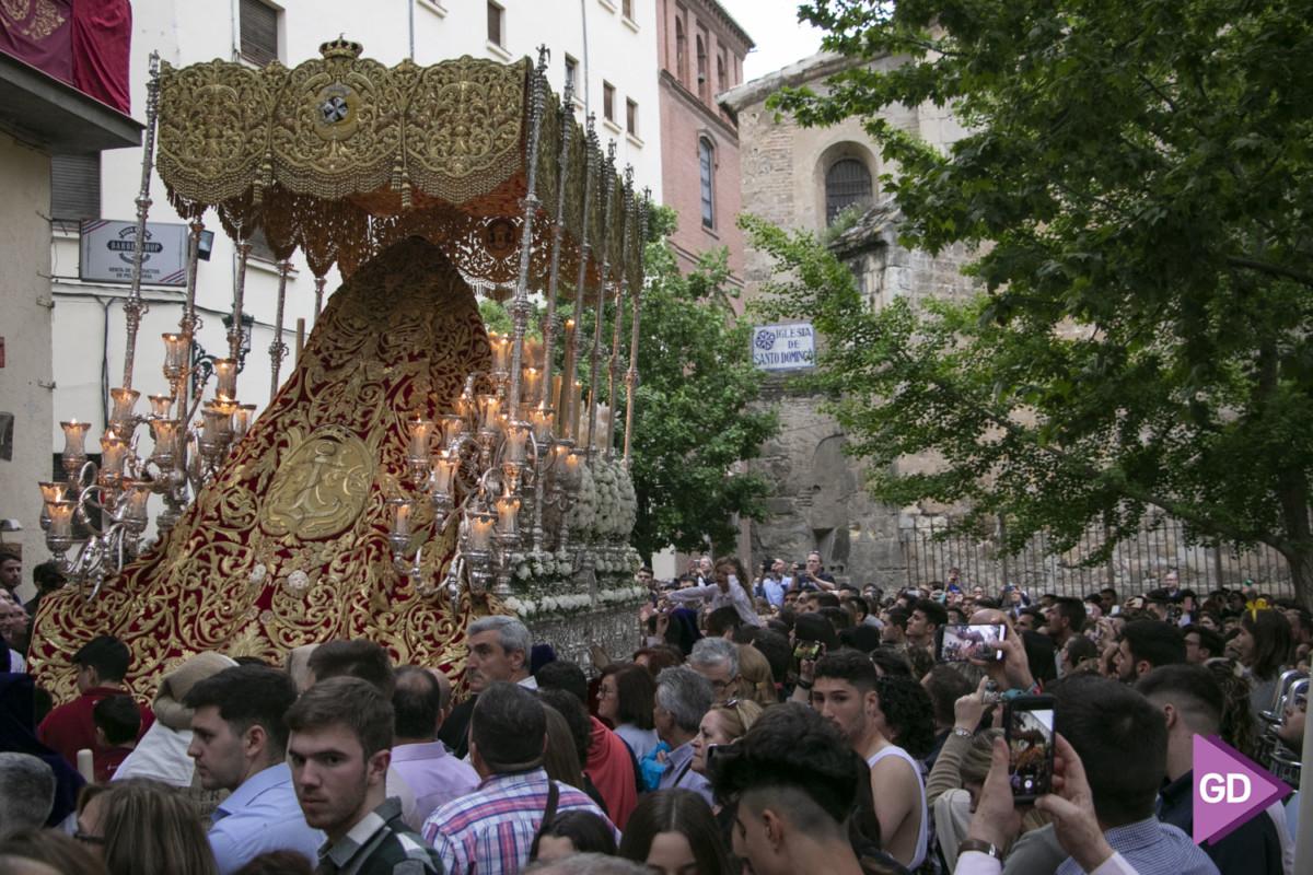 Semana Santa Granada 2019 Miércoles Santo-25