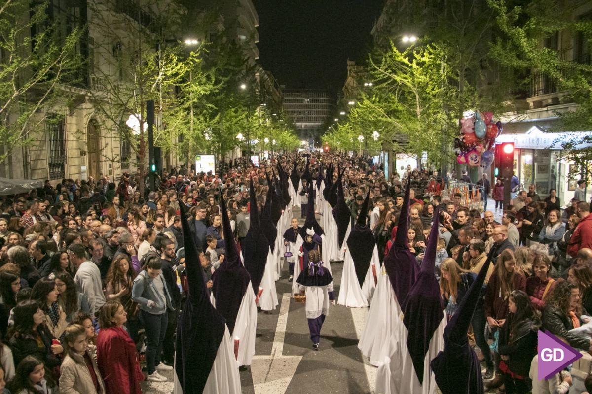 Semana Santa Granada 2019 Miércoles Santo-26