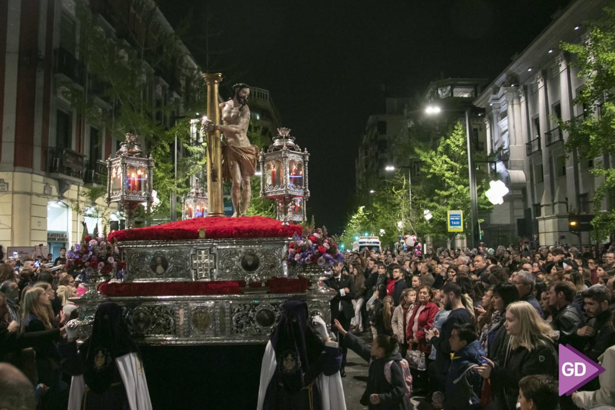 Semana Santa Granada 2019 Miércoles Santo-29