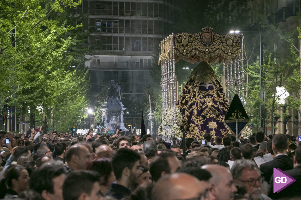 Semana Santa Granada 2019 Miércoles Santo-33