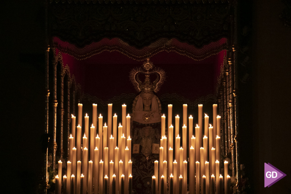 Semana Santa Granada 2019 Miércoles Santo-35
