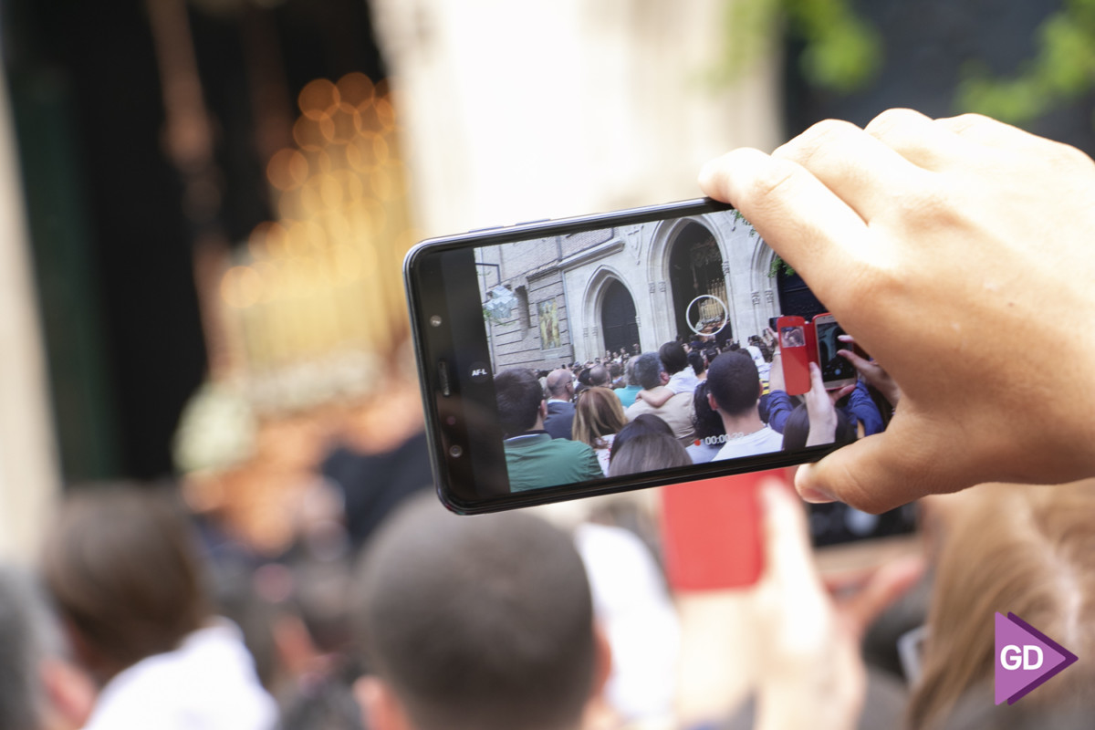 Semana Santa Granada 2019 Miércoles Santo-5