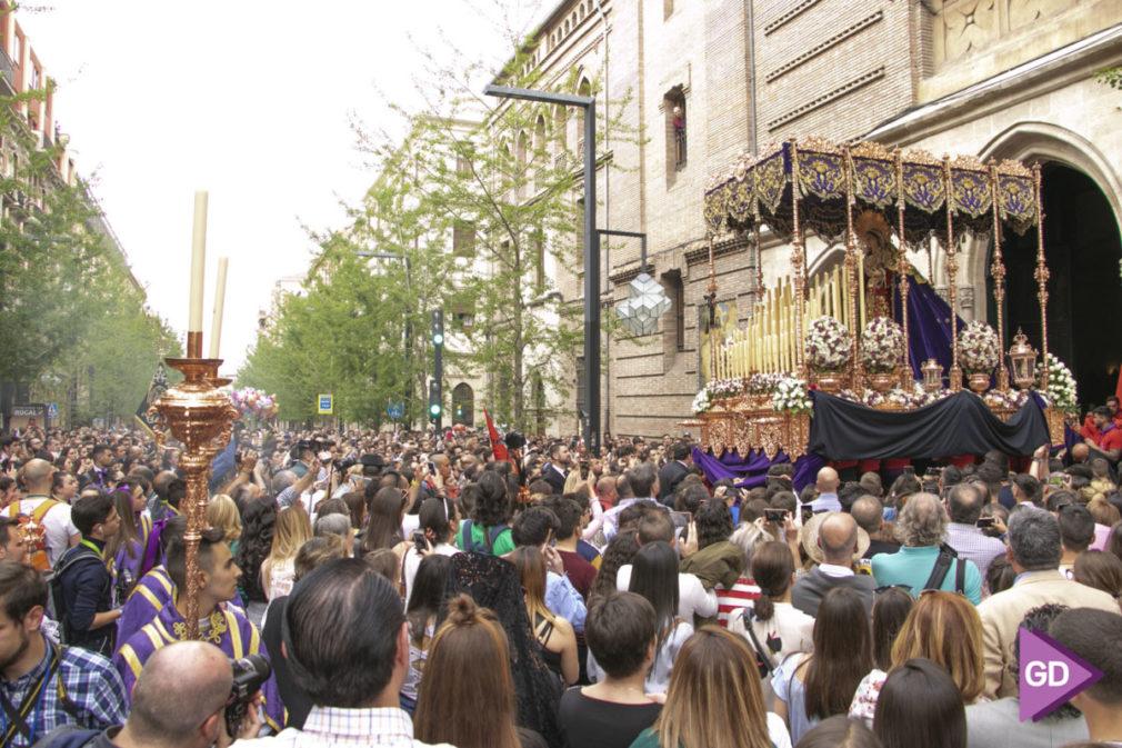 Semana Santa Granada 2019 Miércoles Santo-6