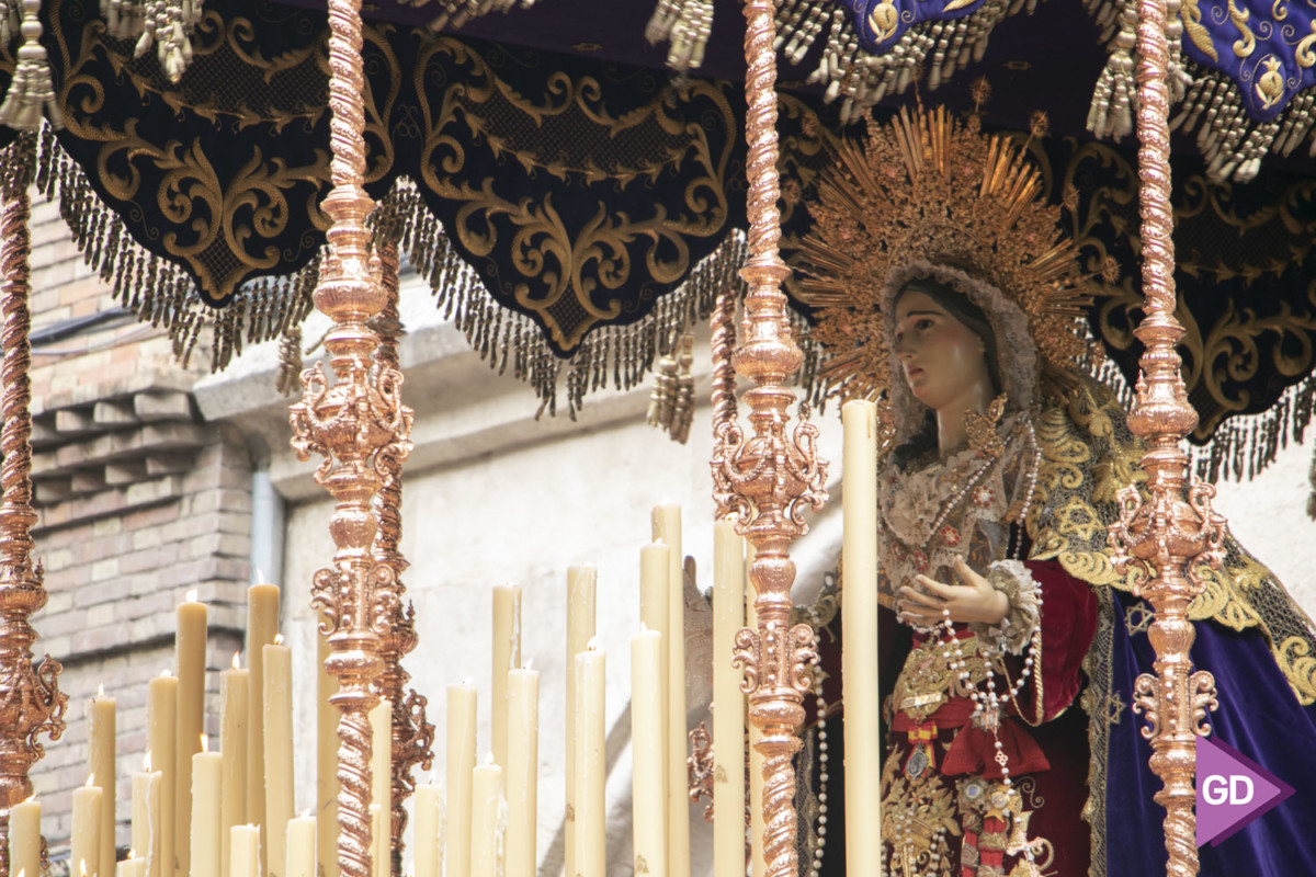 Semana Santa Granada 2019 Miércoles Santo-7