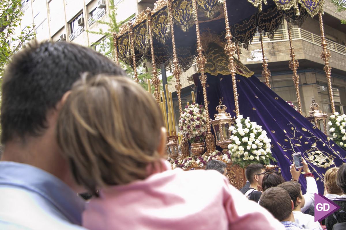 Semana Santa Granada 2019 Miércoles Santo-9