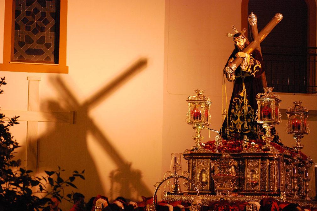 ANDALUCÍA.-Granada.- S.Santa.- Una talla de Huétor Tájar, de las pocas de Andalucía que saldrá en procesión dos veces