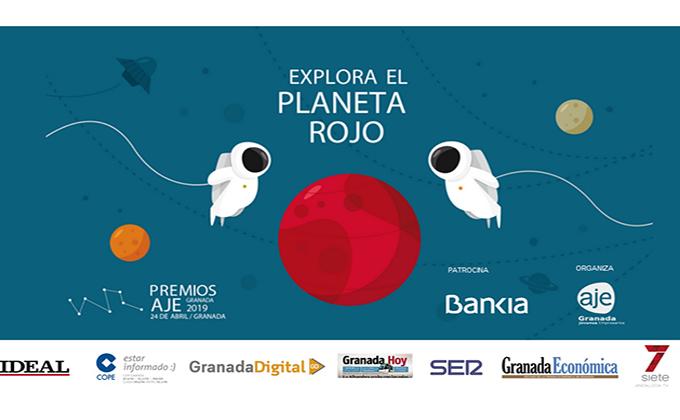 cartel Premios AJE 2019