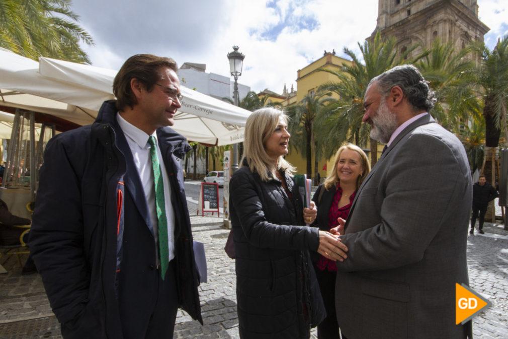 el consejo rector del Centro Lorca se reúne bajo la presidencia de la consejera de Cultura
