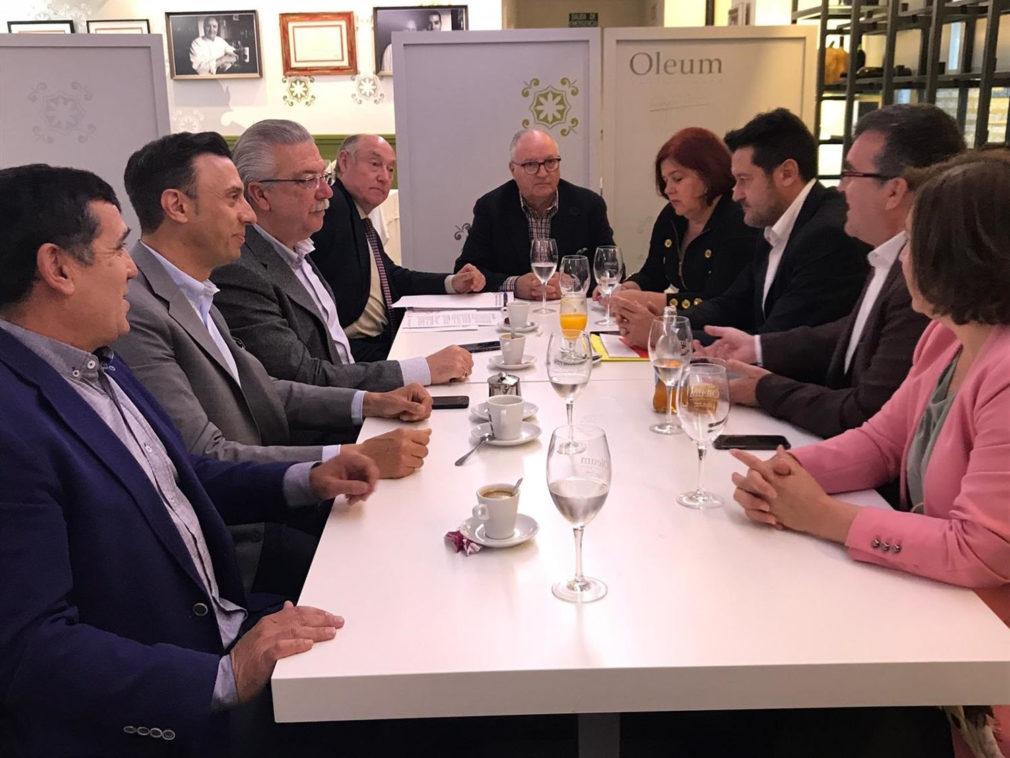 Encuentro del PSOE sobre turismo