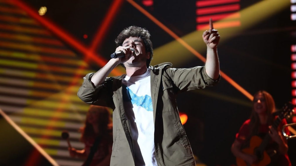 Cultura.-El concursante de OT 2018 Miki representará a España en Eurovisión con La venda