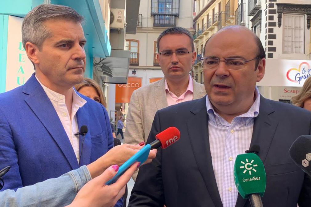 César Díaz y Sebastián Pérez.