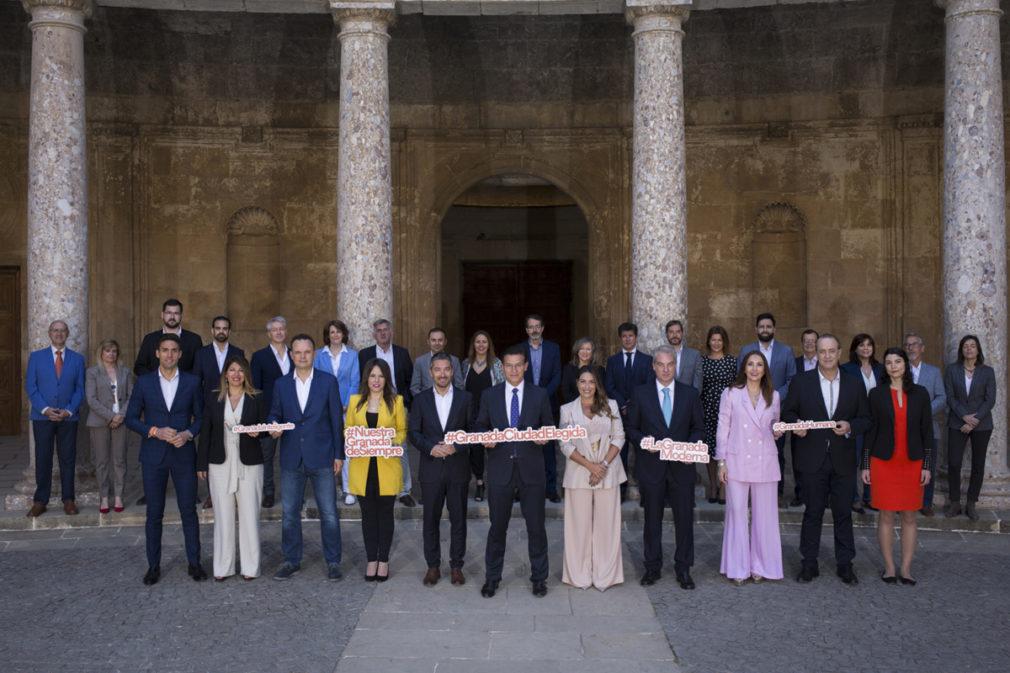Candidatura Cs Granada 2019