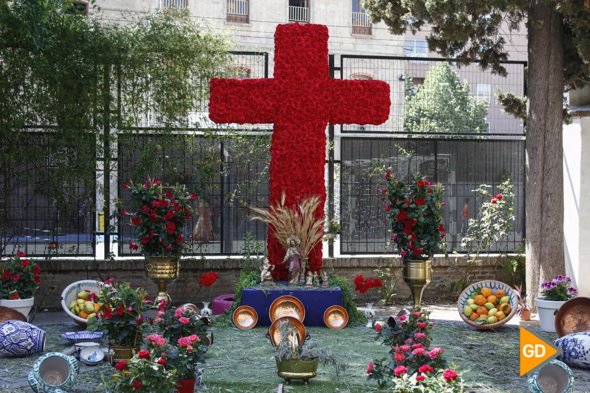 Cruz Asociación Vecinos Barrio Fígares (Sergio)-1