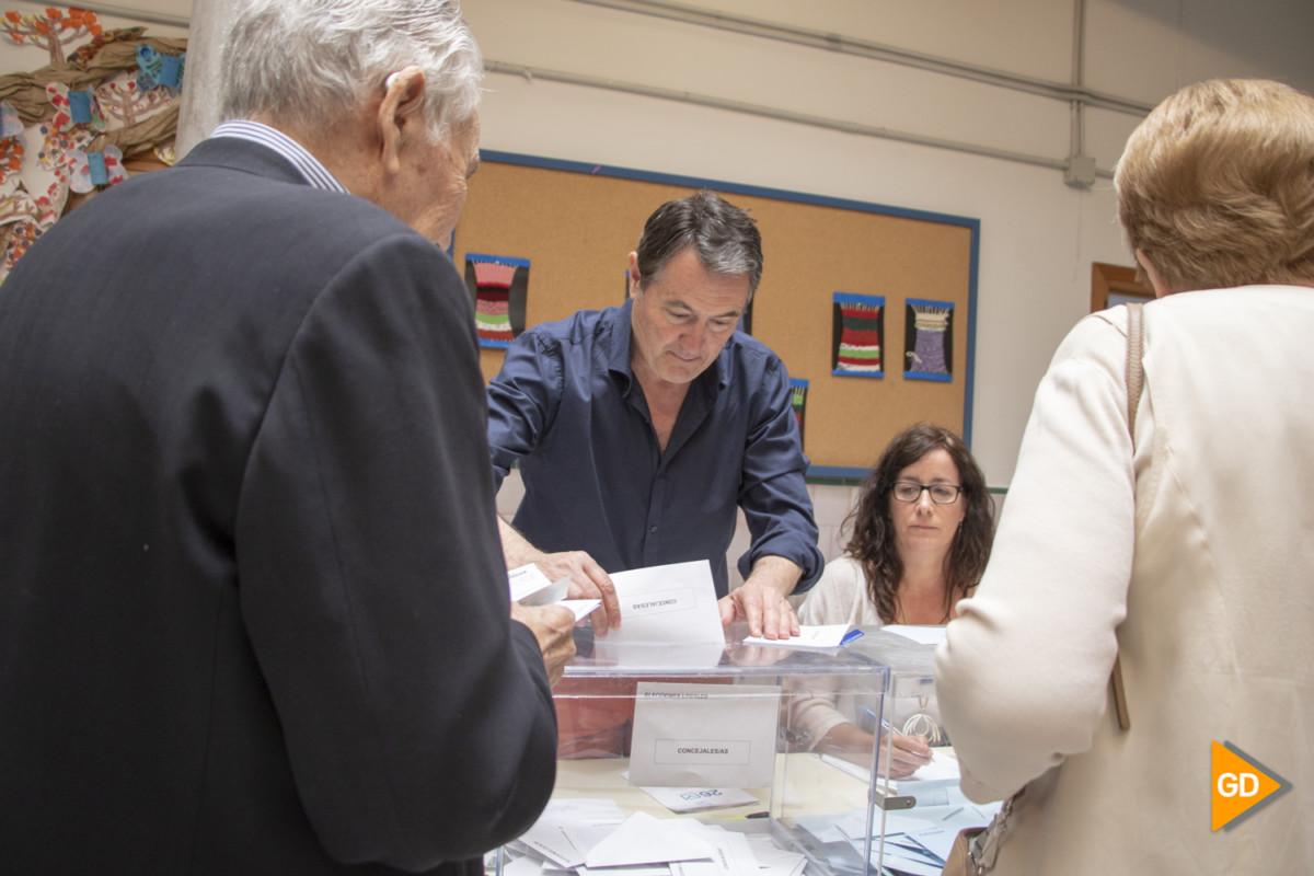 ELECCIONES MUNICIPALES 2019 VOTANTES Dani B-12