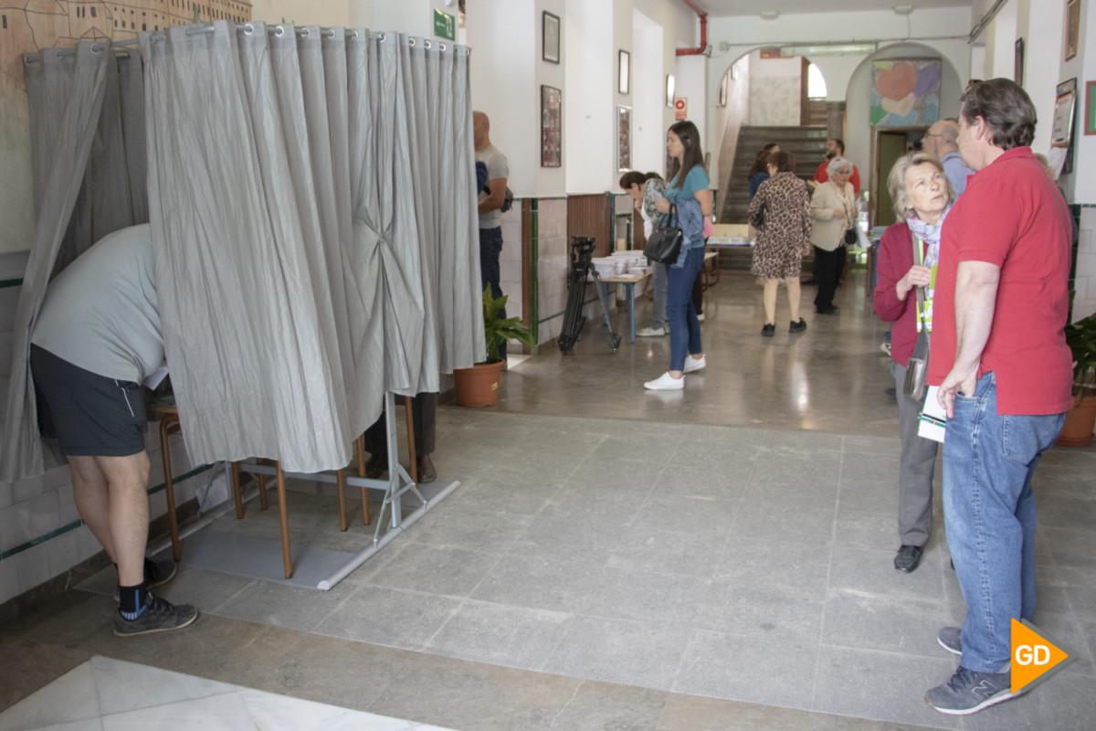 ELECCIONES MUNICIPALES 2019 VOTANTES Dani B-2