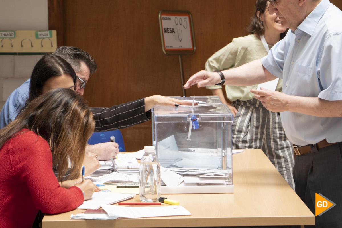 ELECCIONES MUNICIPALES 2019 VOTANTES Dani B-9