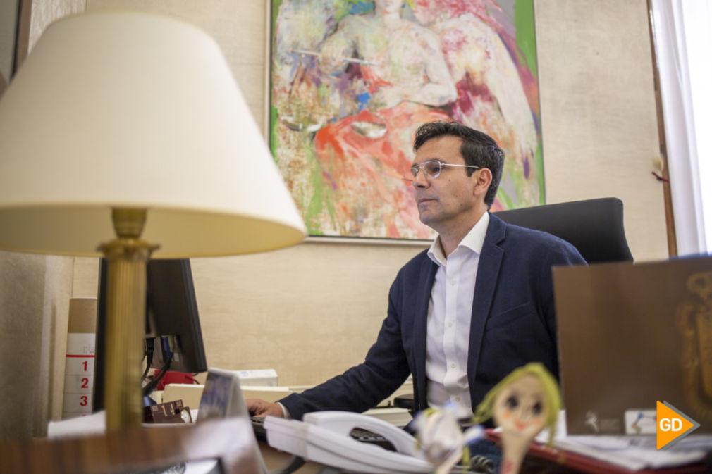 EN CAMPAÑA CON PACO CUENCA PSOE Dani B