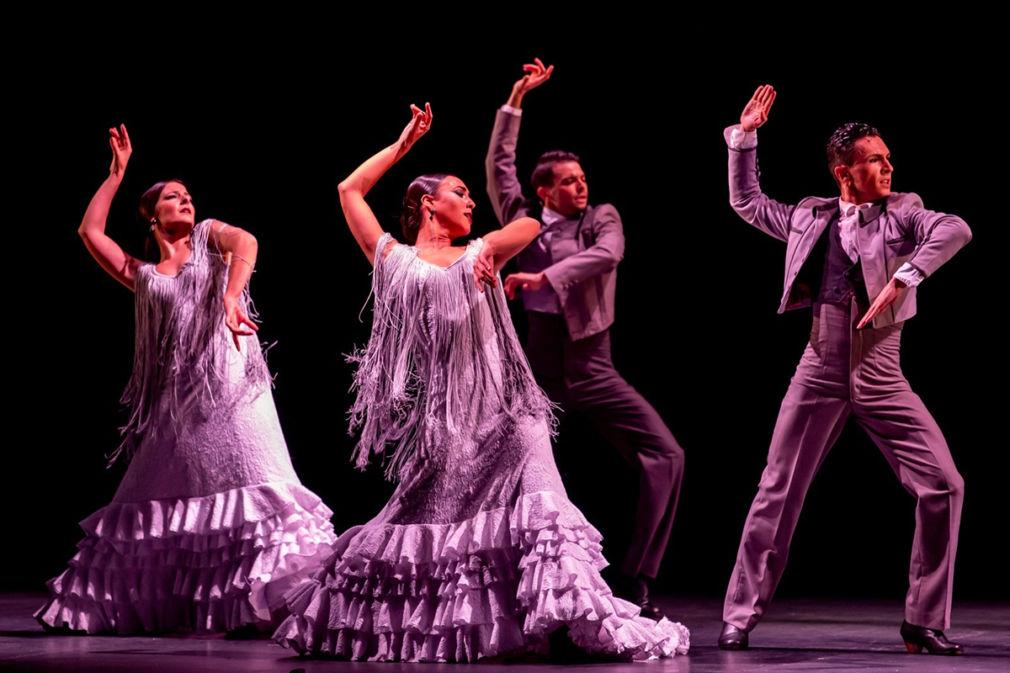 Espectáculo 'Naturalmente flamenco' del Ballet Flamenco de Andalucía