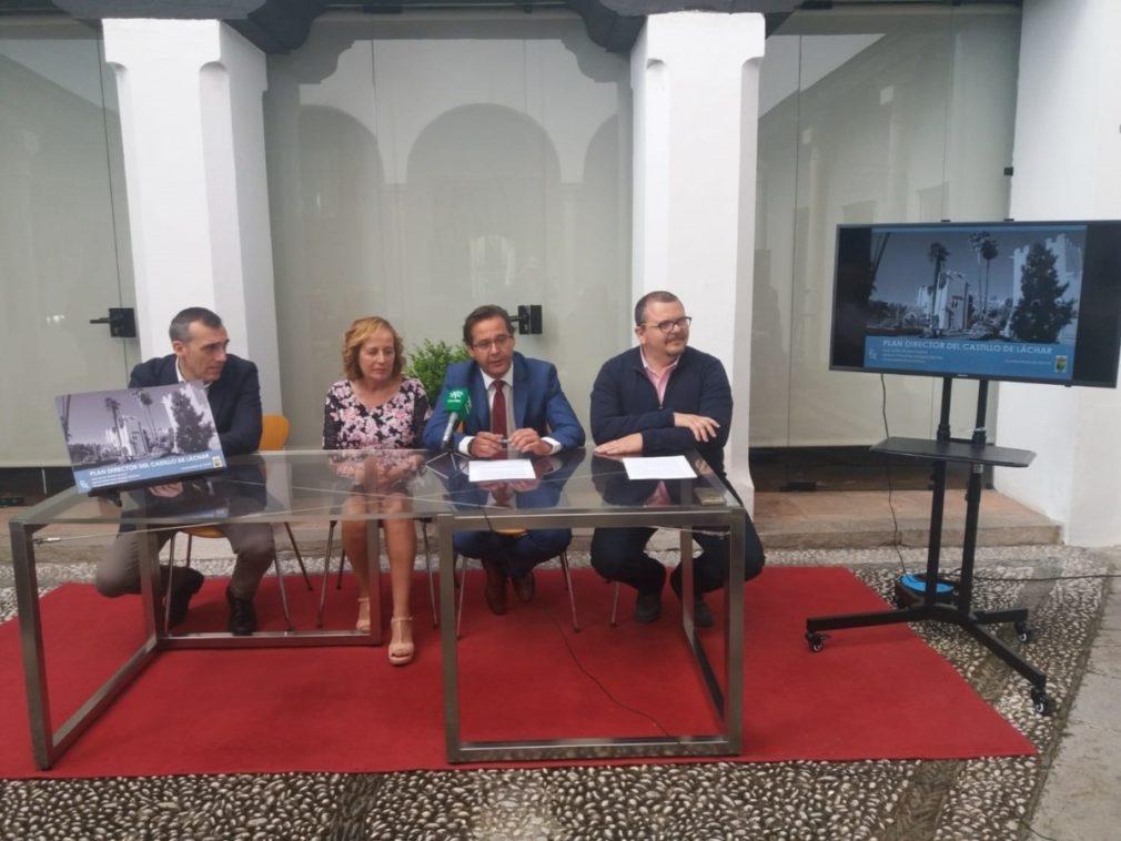 ANDALUCÍA.-Granada.- La Junta anuncia fondos para que las administraciones locales puedan conservar su bienes patrimoniales