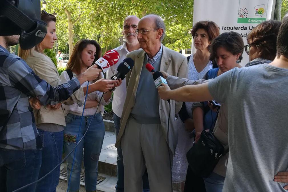 Federico Velázquez de Castro - Podemos IU Adelante