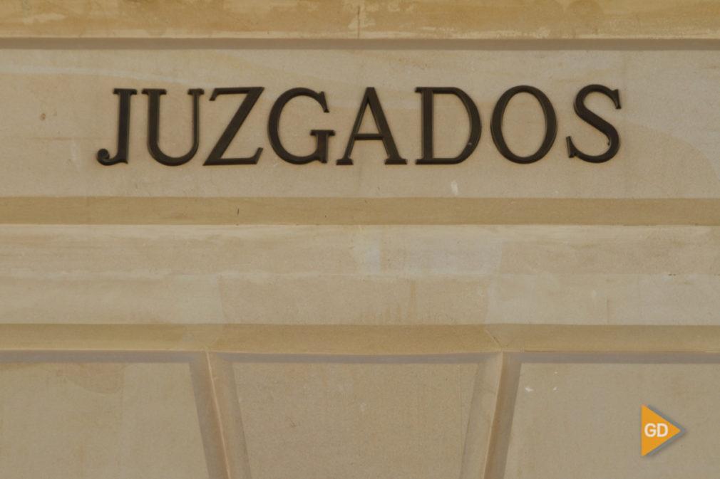 Juzgados de Granada en Plaza Nueva