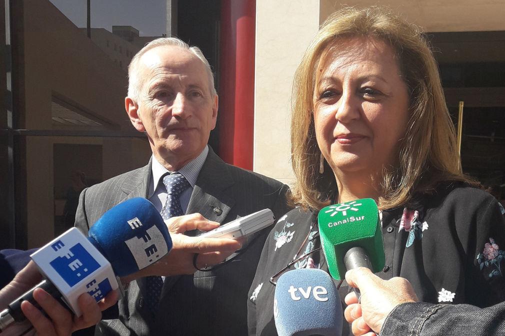 ANDALUCÍA.-Granada.- Tribunales.- La exdirectora de la Alhambra defiende su labor y dice sentirse víctima de una persecución