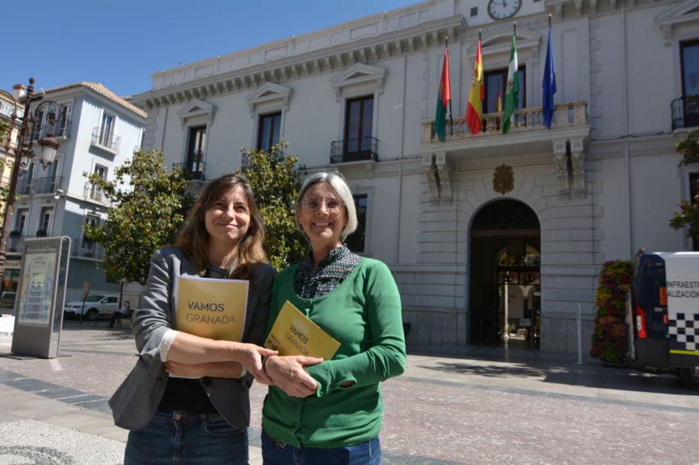 Marta Gutiérrez y Lola Ruiz_190520