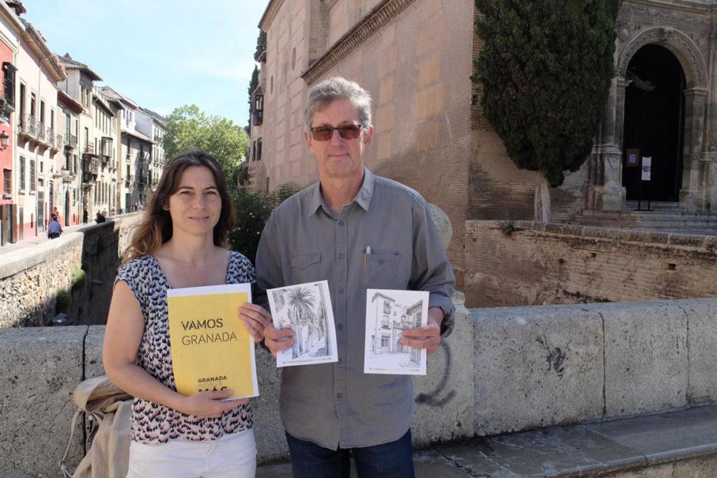 Marta Gutiérrez y Rafa Fuentes_ Albaicín
