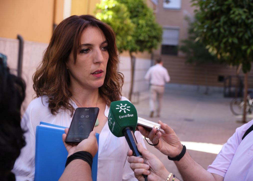 Patricia TCA Andalucía