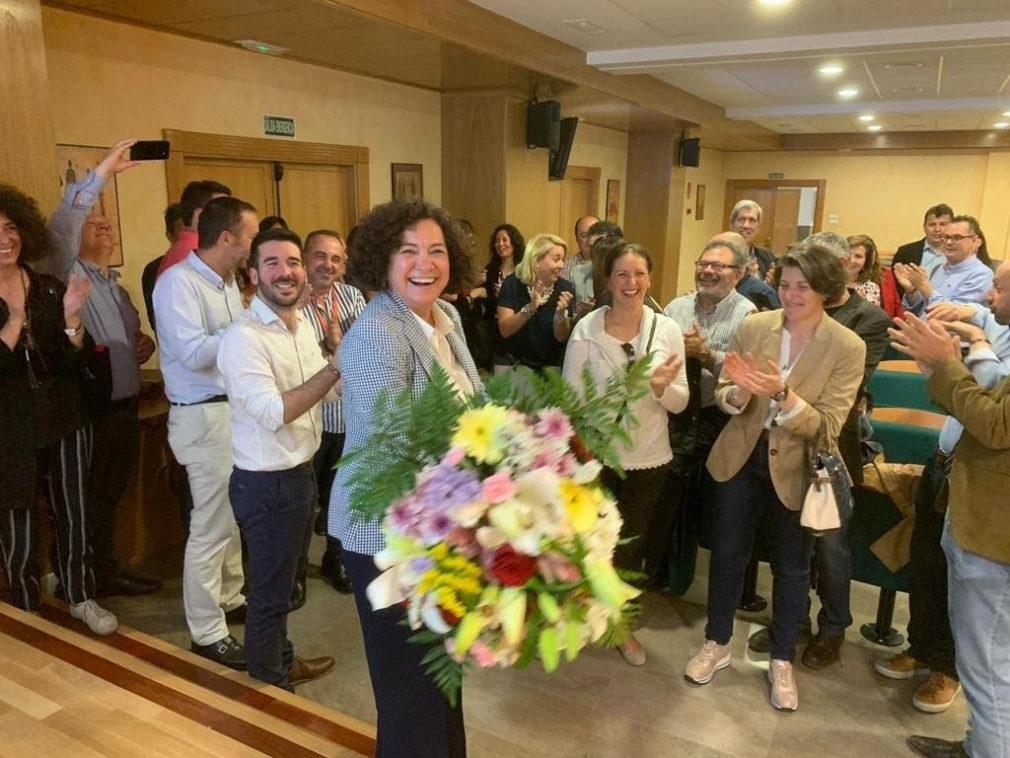 ANDALUCÍA.-Granada.- Pilar Aranda revalida el cargo de rectora de la UGR con el 75,9% de los votos