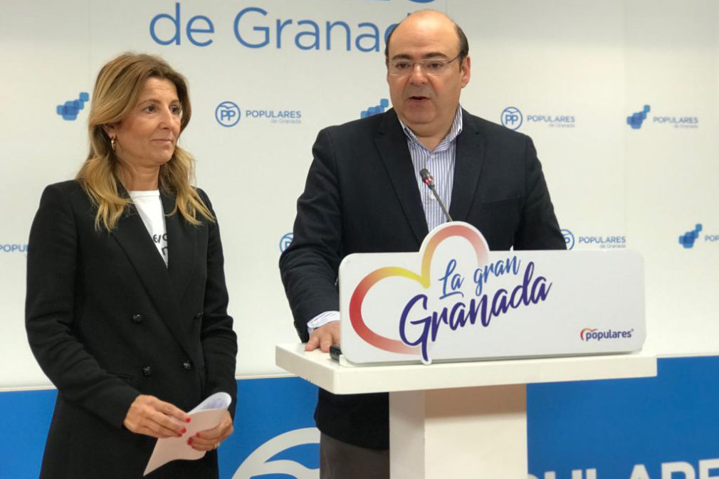 Sebastián Pérez y Eva Martín (1)