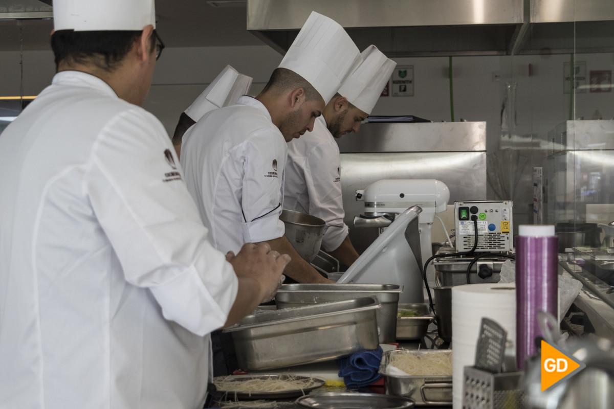 campeonato de camareros y otro de cocineros (Sergio)-11