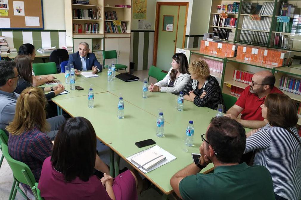 reunion educación Maracena