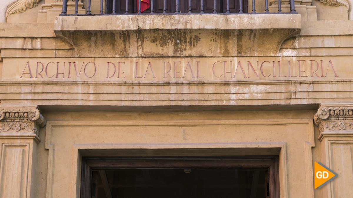 Archivo Real Chancillería. (fotos Sergio Garrido)-1