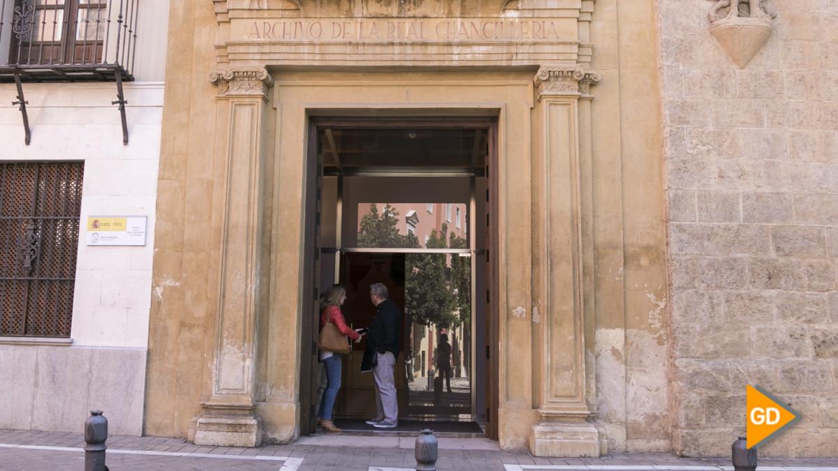 Archivo Real Chancillería. (fotos Sergio Garrido)-2