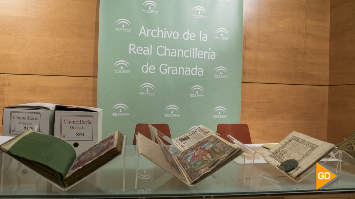 Archivo Real Chancillería. (fotos Sergio Garrido)-22
