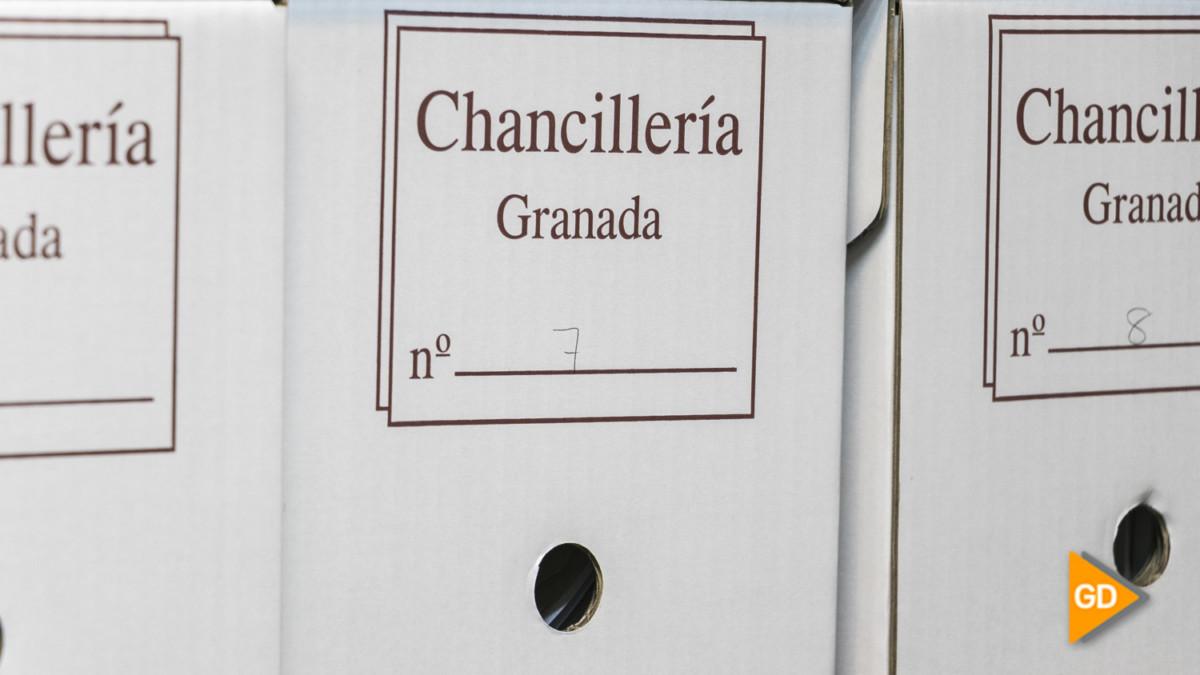 Archivo Real Chancillería. (fotos Sergio Garrido)-5