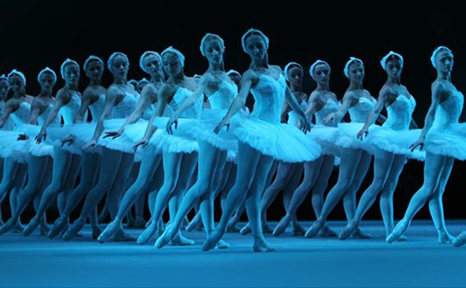 Ballet del Teatro Mariinsky de San Petersburgo