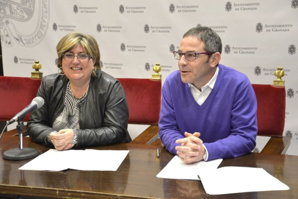 ANDALUCÍA.-Granada.- El Ayuntamiento inicia la remodelación de la plaza de la Concordia con una inversión de 115.000 euros