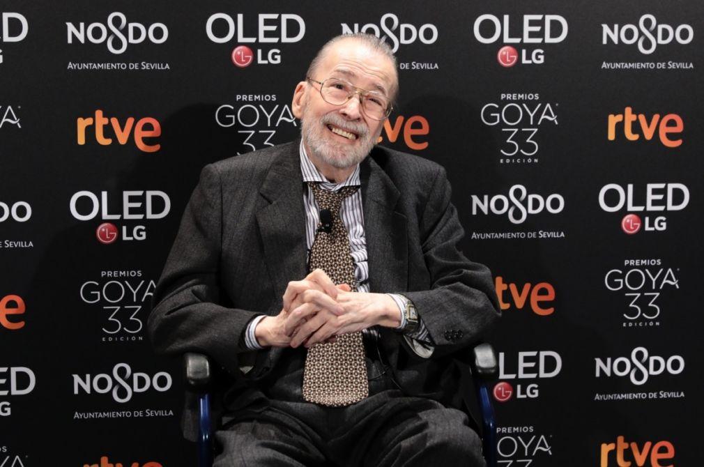 Muere Chicho Ibañez, cineasta y creador del programa 'Un, dos, tres... Responda otra vez'