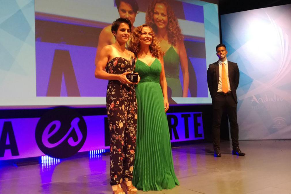 María Pérez Premios Andalucía Deporte