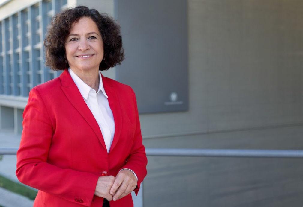 Pilar Aranda - rectora Universidad de Granada UGR