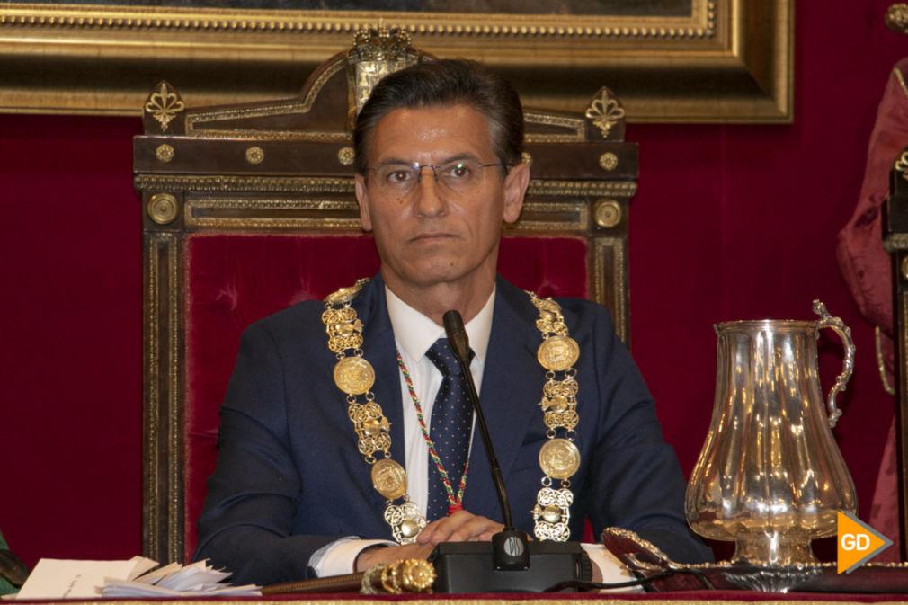 Pleno Investidura nuevo alcalde Granada 2019-2023 Dani B-10