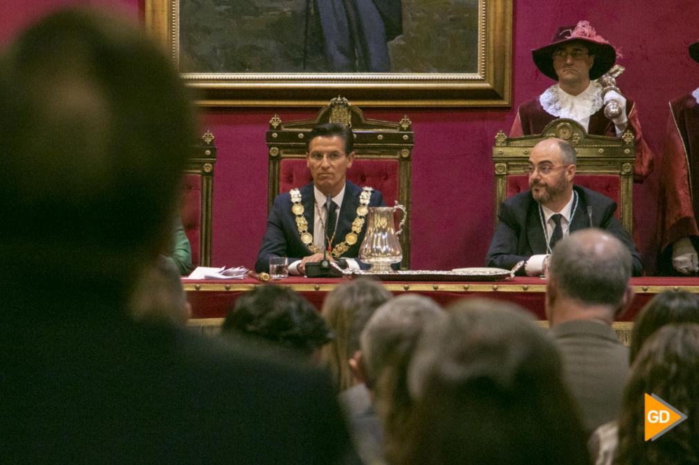 Pleno Investidura nuevo alcalde Granada 2019-2023 Dani B-16