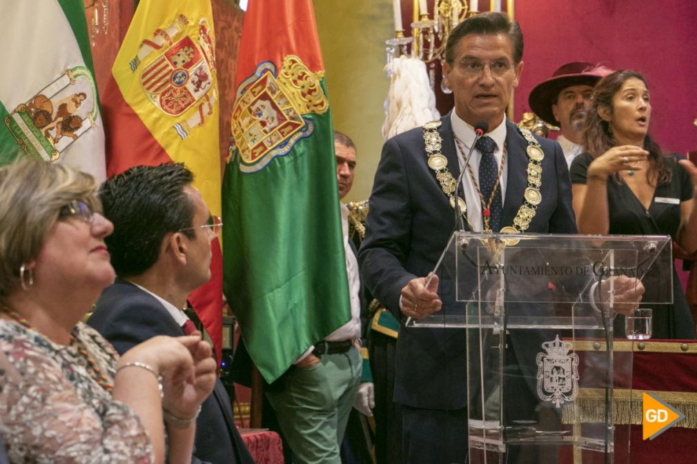 Pleno Investidura nuevo alcalde Granada 2019-2023 Dani B-19