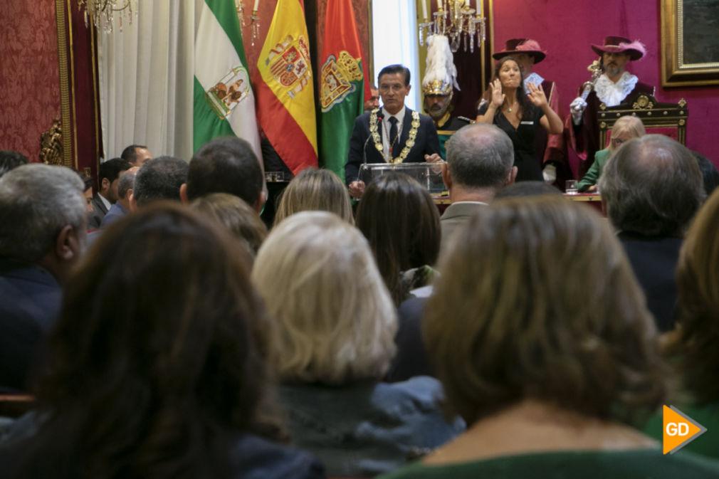 Pleno Investidura nuevo alcalde Granada 2019-2023 Dani B-23