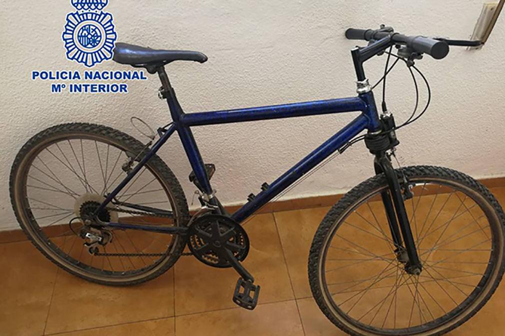 bicicleta sutraida